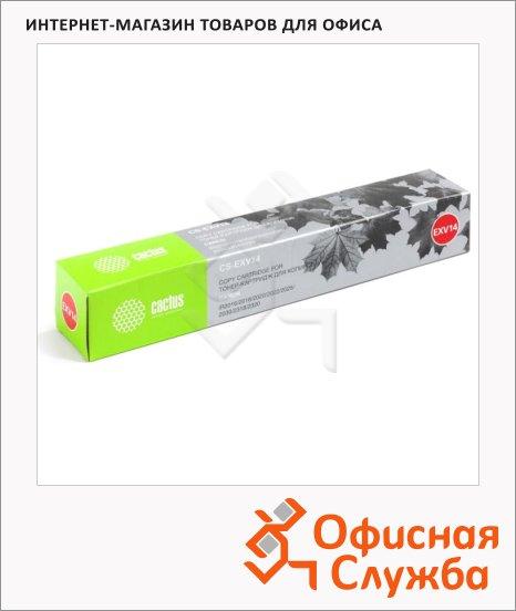 Тонер-картридж Cactus CS-EXV14, черный, 8300 стр