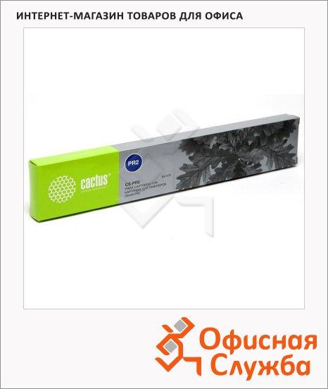 Картридж матричный Cactus CS-PR2, 2млн. симв., черный