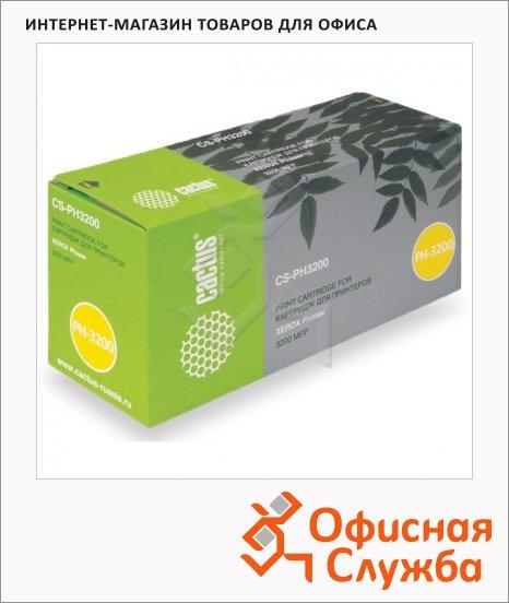 фото: Тонер-картридж Cactus CS-PH3200 черный, 3000 стр