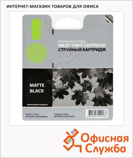 фото: Картридж струйный Cactus CS-C9448A №70 130 мл, черный матовый