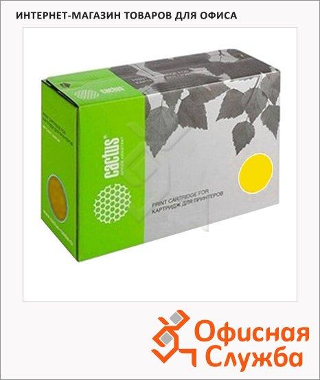 Тонер-картридж Cactus CS-PH7100Y, 4500 стр, желтый