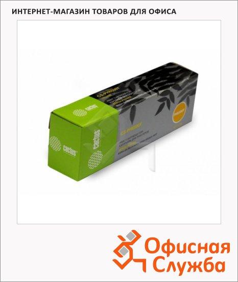 Тонер-картридж Cactus CS-PH6500Y, желтый, 2500 стр