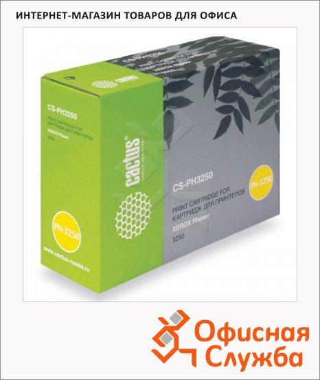 фото: Тонер-картридж Cactus CS-PH3250 черный, 5000 стр