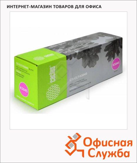 Тонер-картридж Cactus CS-CLT-K504S, черный, 2500 стр
