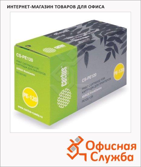 фото: Тонер-картридж Cactus CS-PE120 черный, 5000 стр