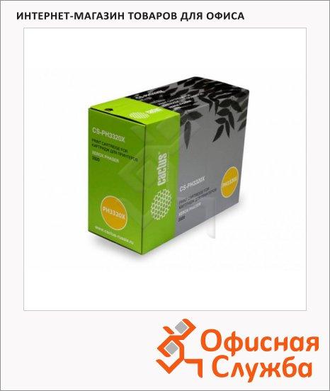Тонер-картридж Cactus CS-PH3320X, черный, 11000 стр