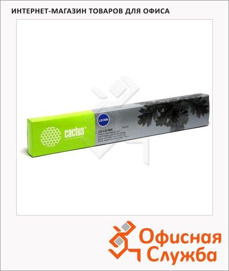 Картридж матричный Cactus CS-LQ1000, 4млн.симв., черный