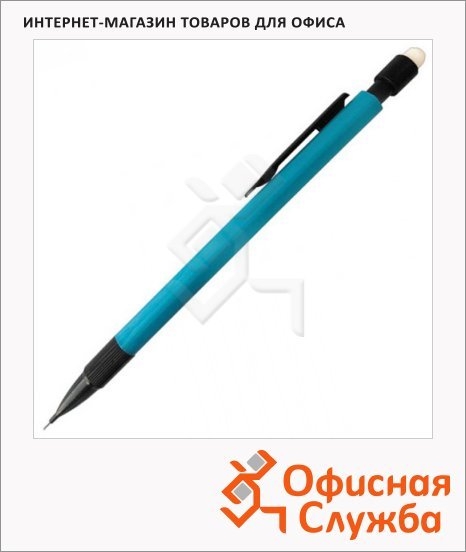 Карандаш механический Office Space MP07-1587 0.7мм, с ластиком