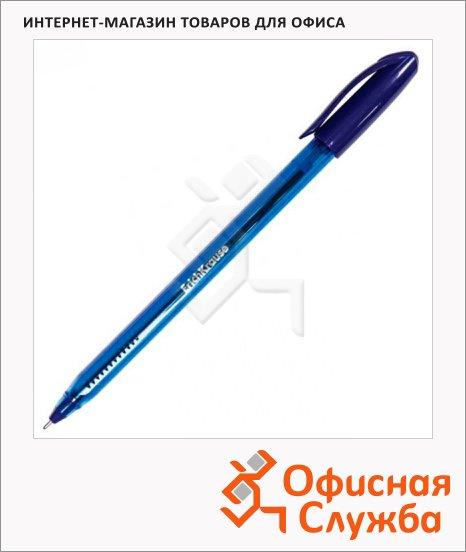 Ручка шариковая Erich Krause Ultra Glide Technology U-18 синяя, 1мм, 32534