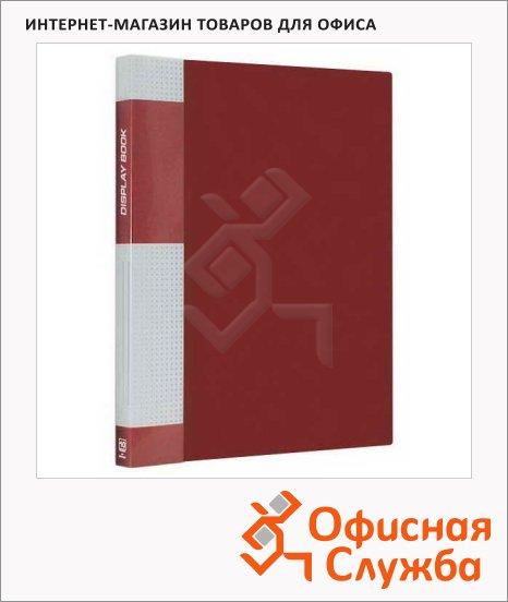 фото: Папка файловая Berlingo Standard красная А4, на 10 файлов