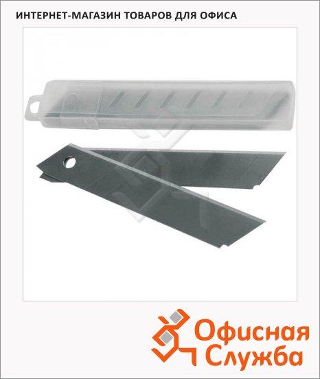 Лезвия для ножей Berlingo 18мм, 10 шт/уп