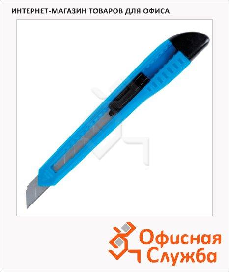 Нож канцелярский Berlingo Office 18мм, голубой