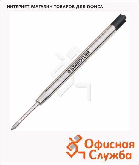 фото: Стержень для шариковой ручки Jumbo 458М-9 М черный