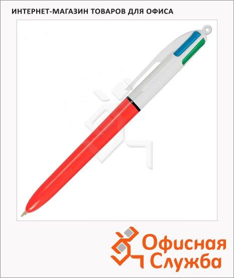 ����� ��������� �������������� Bic 4 Colours 4 �����, 0.36��, ������-����� ������