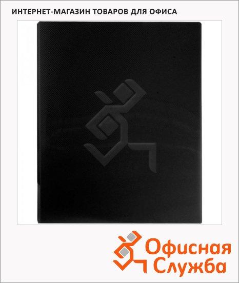 Скоросшиватель пружинный Berlingo Line черный, А4, AHn_00401