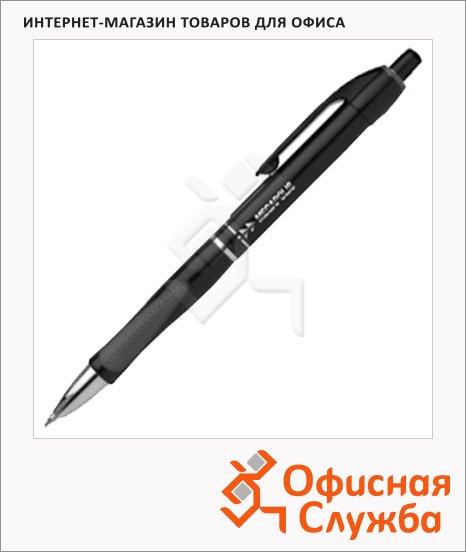 Ручка шариковая автоматическая Erich Krause Megapolis Concept черная, 0.7мм, 32