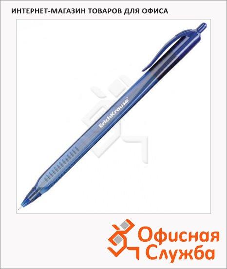 фото: Ручка шариковая автоматическая Erich Krause Ultra Glide Technology U-28 синяя 1мм