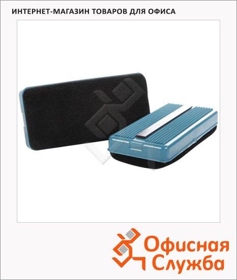 фото: Губка для маркерной доски Berlingo 67x147 мм магнитная, черная