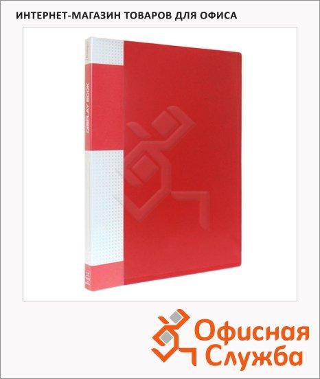 Скоросшиватель пружинный Berlingo Standard красный, А4, MH2333