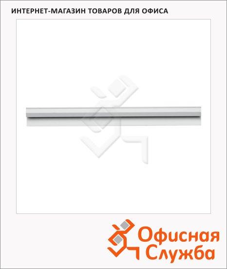 Зажим для записей Magnetoplan 10 см, серебристый