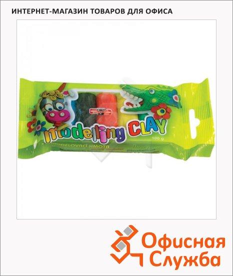 Пластилин Koh-I-Noor Детский 5 цветов, 100г