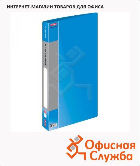 фото: Папка файловая Berlingo Standard синяя А4, на 10 файлов