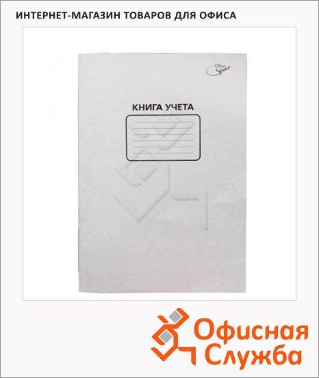 фото: Книга учета Office Space А4 48 листов, пустографка, картон