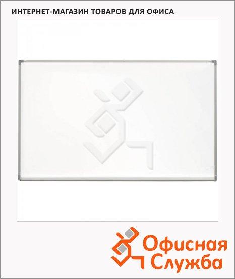 Доска магнитная маркерная Berlingo 120х180см, с полочкой, белая, алюминиевая рама