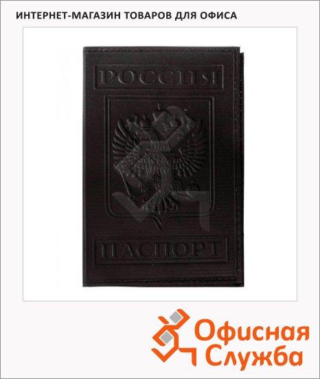 фото: Обложка для паспорта Office Space черная