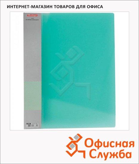 Папка файловая Berlingo Diamond зеленая, А4, на 30 файлов, AVp_30004