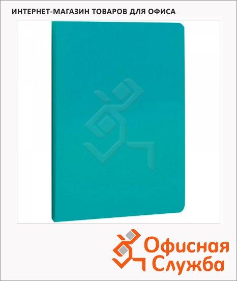Папка пластиковая с зажимом Berlingo Line зеленая, А4, 14мм, ACn_01404