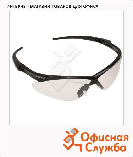 Очки защитные Kimberly-Clark Jackson Safety V30 Nemesis VL 25679, прозрачные облегченные