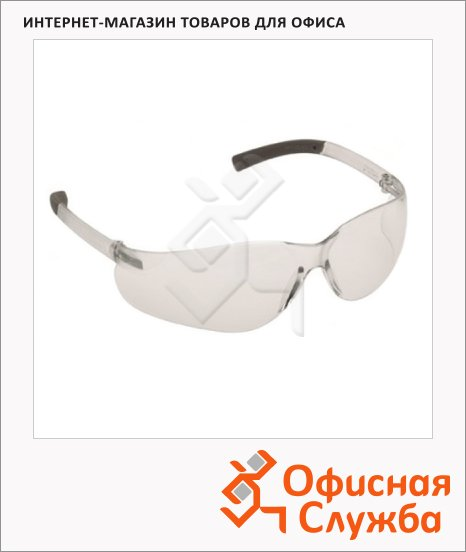 Очки защитные Kimberly-Clark Jackson Safety V20 25654, прозрачные