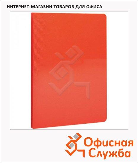 фото: Папка файловая Line красная AVn_60403