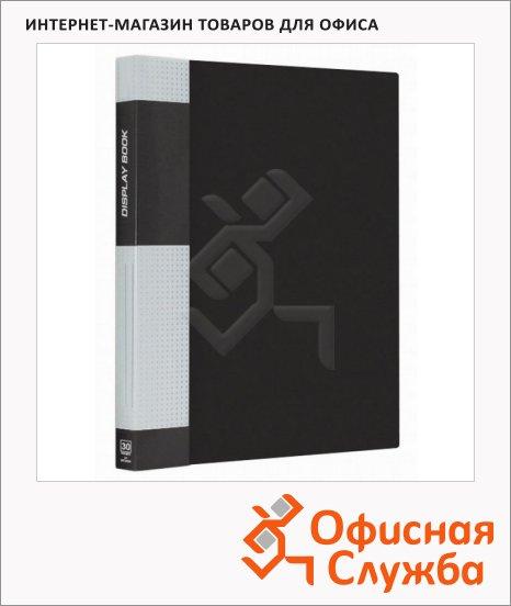 фото: Папка файловая Berlingo Standard черная А4, на 30 файлов
