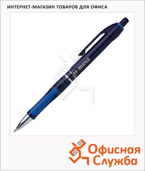 Ручка шариковая автоматическая Erich Krause Megapolis Concept синяя, 0.7мм, 31