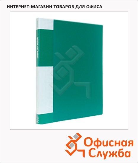 Папка файловая Berlingo Standard зеленая, А4, на 30 файлов