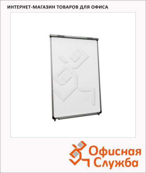 Флипчарт для рельсовой системы Magnetoplan 1246010, 75х100cм, серебристо-белый