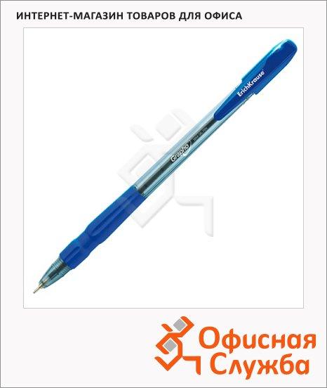 Ручка шариковая Erich Krause Grapho semi-gel синяя, 0.7мм, 28267