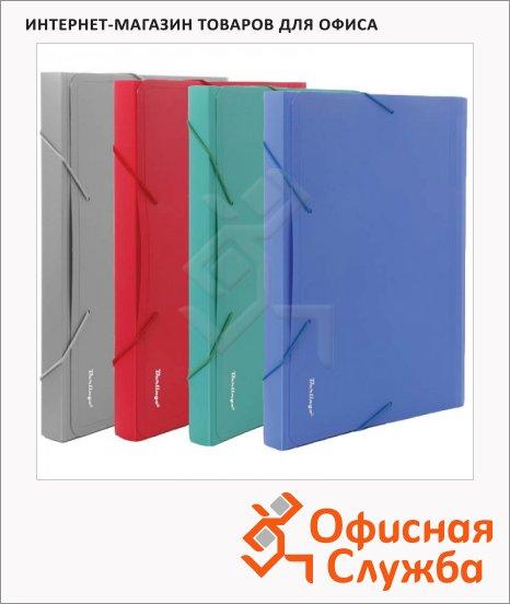 Пластиковая папка на резинке Berlingo Standard ассорти, A4, 13 разделов, ANp_04119