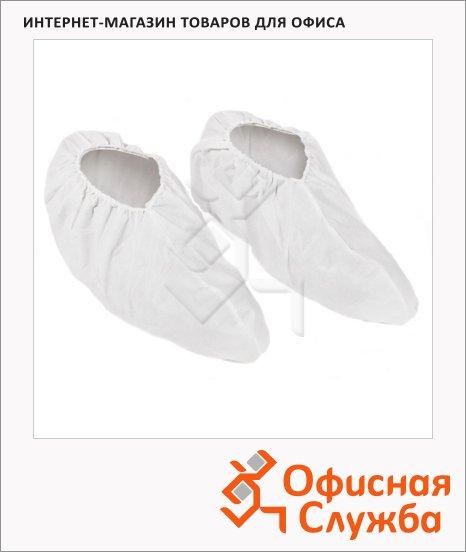 фото: Бахилы Kimberly-Clark Kimtech Pure A8 S белые