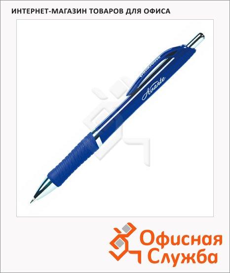 Ручка шариковая автоматическая Erich Krause Avantе синяя, 0.7мм, 28040