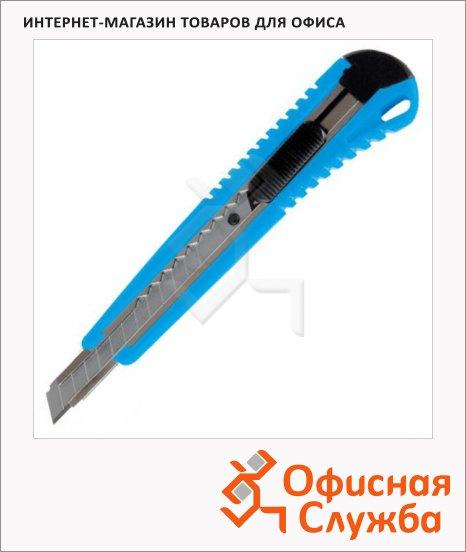 Нож канцелярский Berlingo 9мм, ассорти
