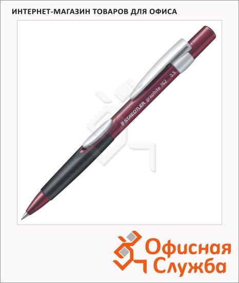 фото: Карандаш механический Graphite 76205-5 0.5мм красный корпус