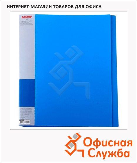Папка на 2-х кольцах А4 Berlingo Standard синяя, 25мм, ABp_22102
