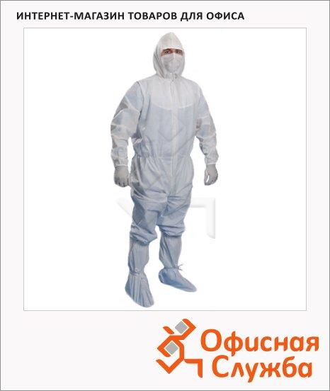 фото: Комбинезон Kimberly-Clark Kimtech Pure A5 Sterile 88800 белый, S