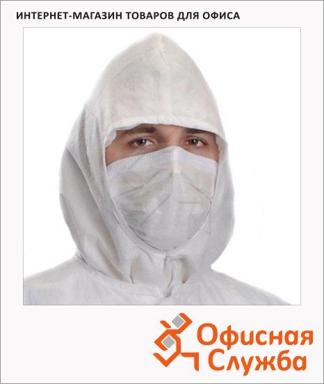 фото: Капюшон стерильный Kimberly-Clark Kimtech Pure A5 Sterile 88807 белый