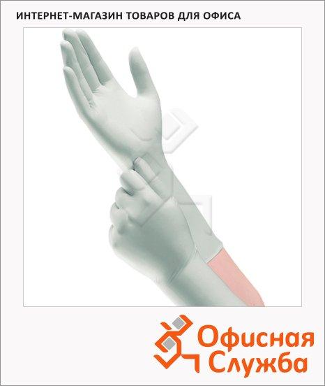 Перчатки нитриловые Kimberly-Clark Kimtech Pure G5 Sterling 98189, серые, XL