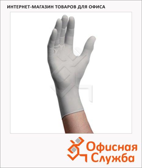 фото: Перчатки нитриловые Kimberly-Clark Kimtech Science Sterling 99212 серые, M, 150 шт