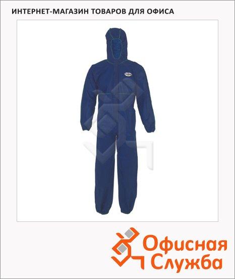 фото: Комбинезон Kimberly-Clark Kleenguard A10 9566 синий, 50шт, XL